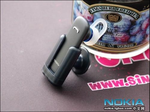 随时可用轻薄蓝牙 诺基亚BH-217蓝牙耳机评测