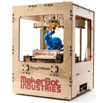 Makerbot公司的3D打印机