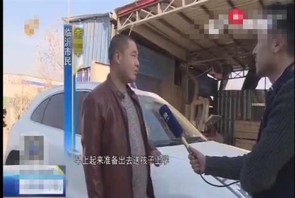 刚买的新车, 关个车门天窗碎了, 厂家的解释让4S店都忍不住笑了