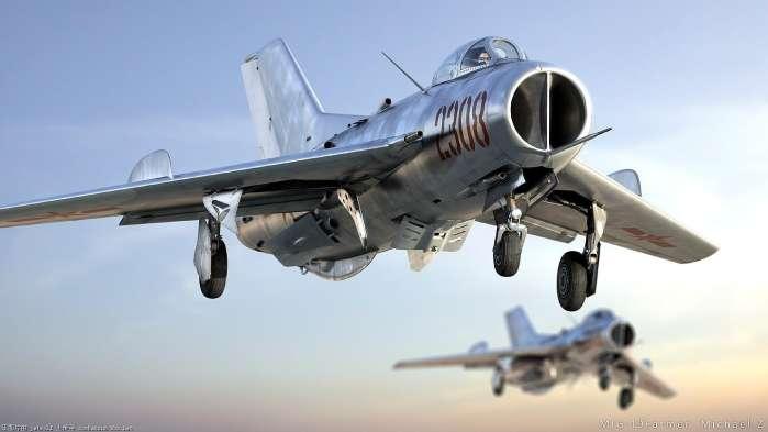 """4个月我空军3架战机接连起飞爆炸: """"凶手""""到底是谁? 历史 第1张"""