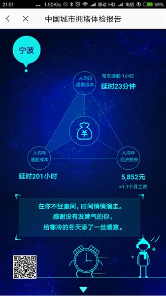 中国城市拥堵体检报告2017(宁波) 原创:汽车相关 第3张
