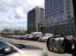 (原创)宁波第九医院的奇葩停车位(练车技专用)