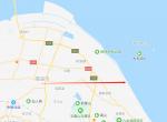 2020年3月7日慈溪东北-东南一线沿海公路来回行车录像